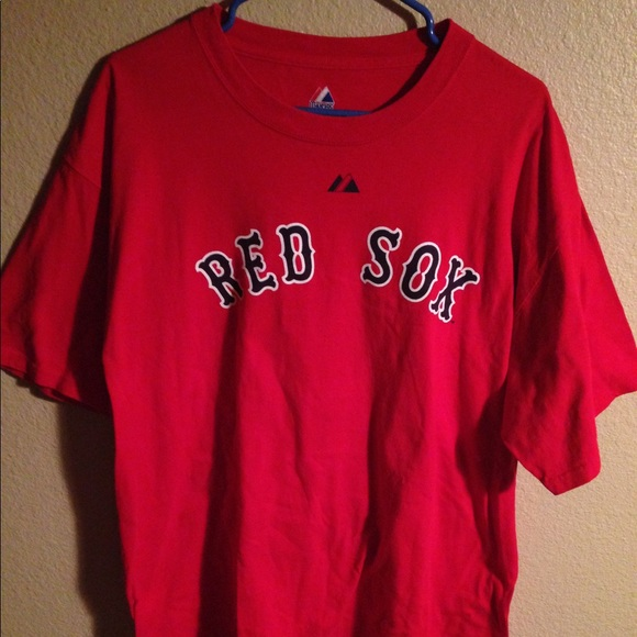 new product 4f596 f5cf8 Men's Xl Ted Williams Boston Red Sox Red shirt